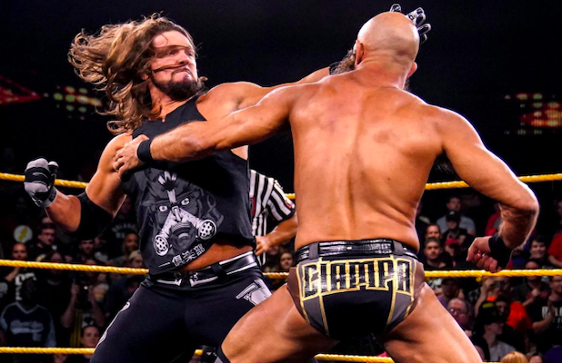 USA Network's 'NXT' Climbs in Ratings With WWE Invasion Angle, Finishes 9,000 Viewers Shy of AEW