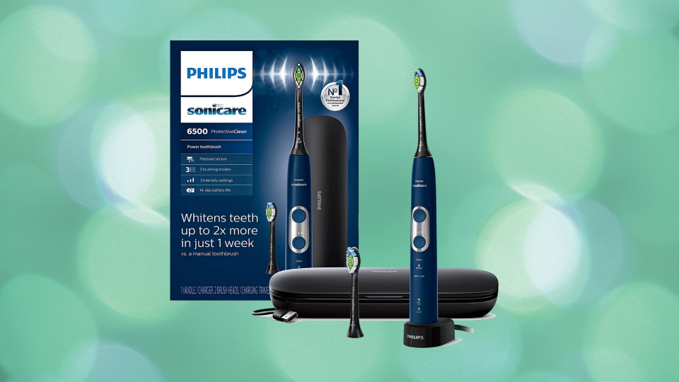 Step up your brushing and get $60 off. (Photo: Philips Sonicare)