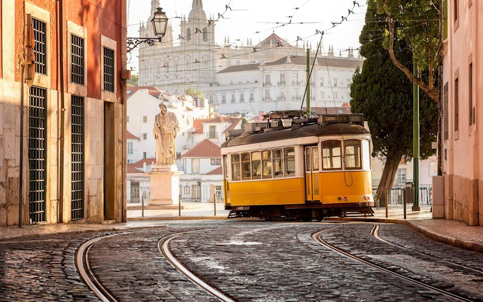 The popularity of the Portuguese capital had put this writer off for nearly a decade - Getty