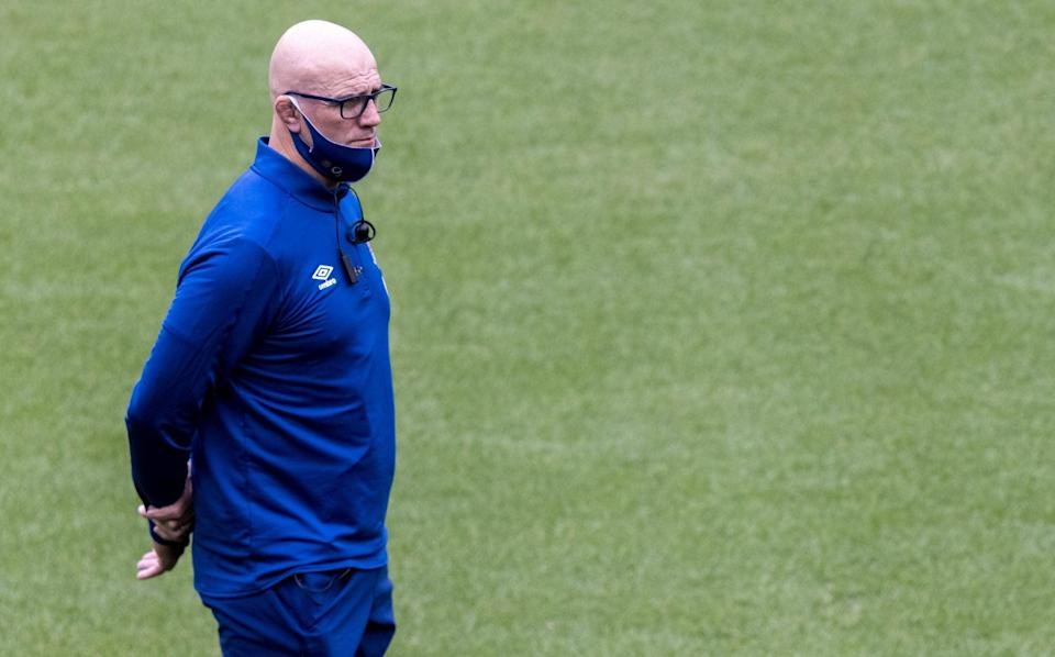 John Mitchell quits role as England assistant coach to join Wasps after handing in resignation in June - Bob Bradford /CameraSport