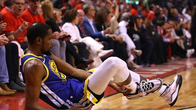Kevin Durant Would Have Picked Knicks If Not For His Injury, Says Jalen Rose