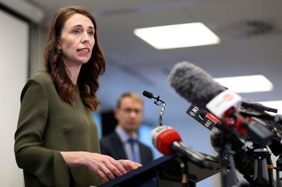 <p>New Zealand voted in the referendums at the same time as the general election that returned Jacinda Ardern to power.jpg</p> (AP)