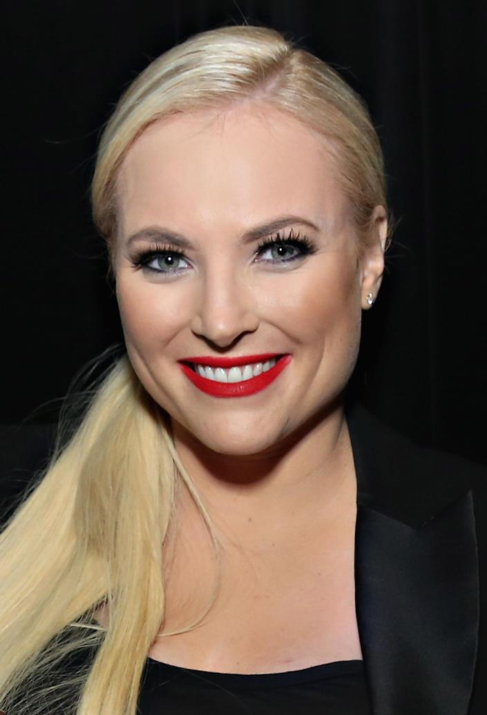 Meghan McCain's latest comments are under fire. (Photo: Cindy Ord/Getty Images)