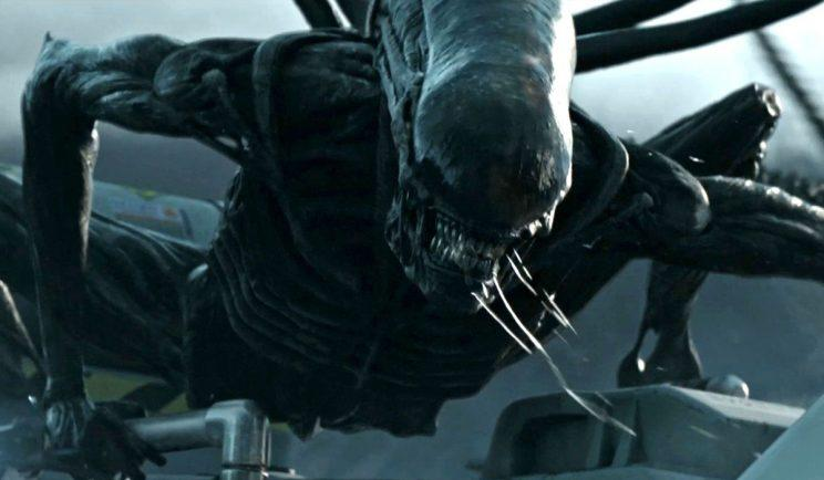 Image result for dwayne johnson xenomorph