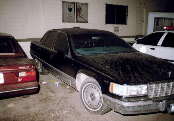 PHOTO: Ron Rudin's prized Cadillac that was found outside of a gentleman's club in Las Vegas.  (Las Vegas Metro Police Department)