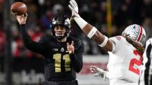 Top 25 roundup: Purdue pummels No. 2 Ohio State