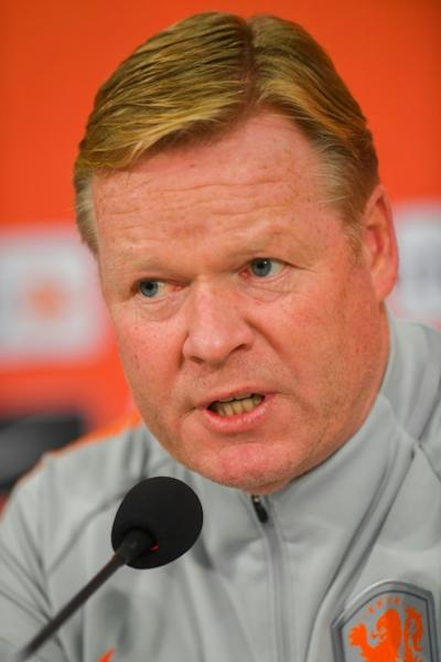 Netherlands' coach Ronald Koeman is taking nothing for granted in Gelsenkirchen with his side needing just a point against Germany on Monday to qualify for the semi-finals of the Nations League
