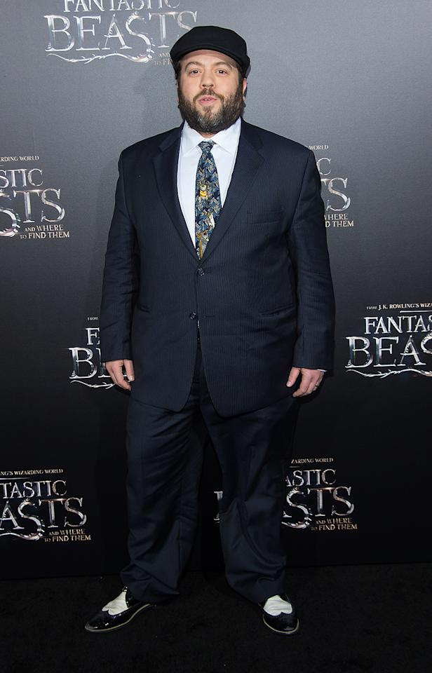 <p>Fogler plays a nonmagical ally. (Photo: Michael Stewart/Getty Images) </p>