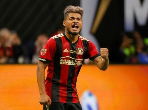 Venezuelan Josef Martinez, whose 27 goals for Atlanta United were third-most in MLS in 2019, says the league is on the rise