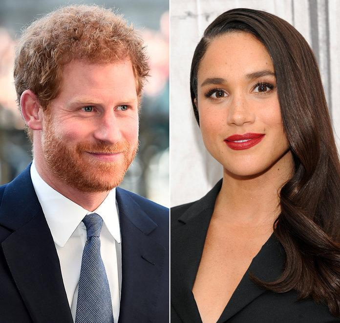 Harry and Meghan Markle make first official appearance