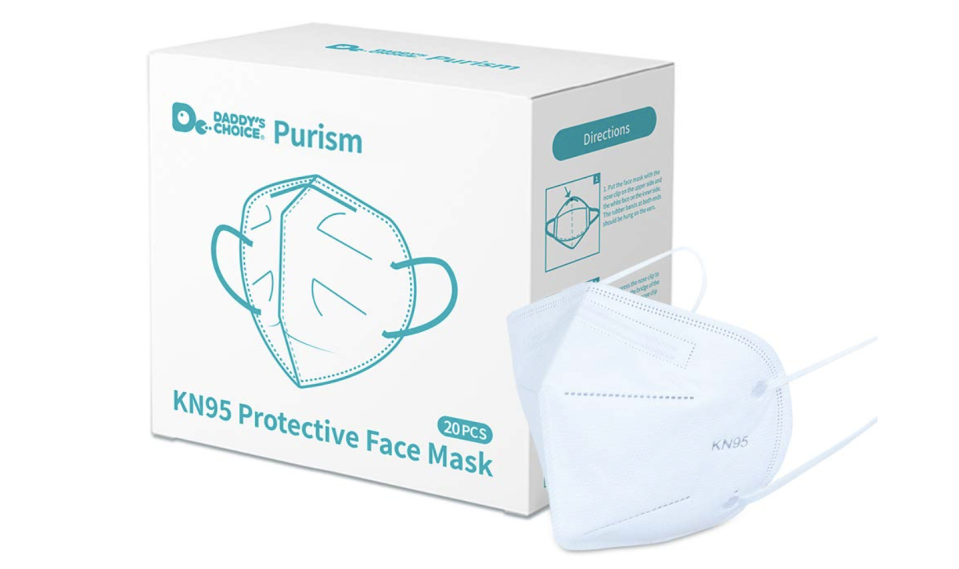 Fast Delivery goalBY Disposable Face Shield,20pcs Comfortable Protective