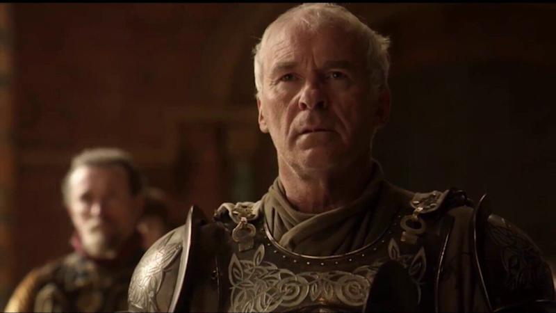 Ian McElhinney as Ser Barristan Selmy (Credit: HBO)