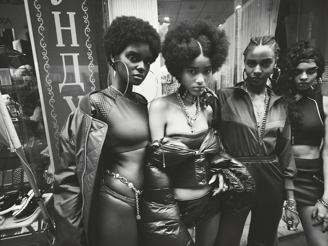 Photograph by Mert and Marcus for W Magazine, September 2017.