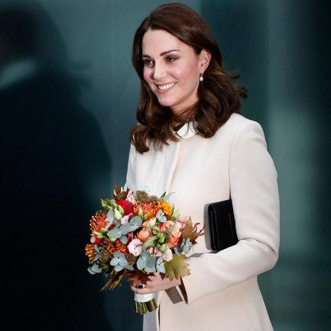 Duchess of Cambridge - Credit: Kirsty Wigglesworth/AP