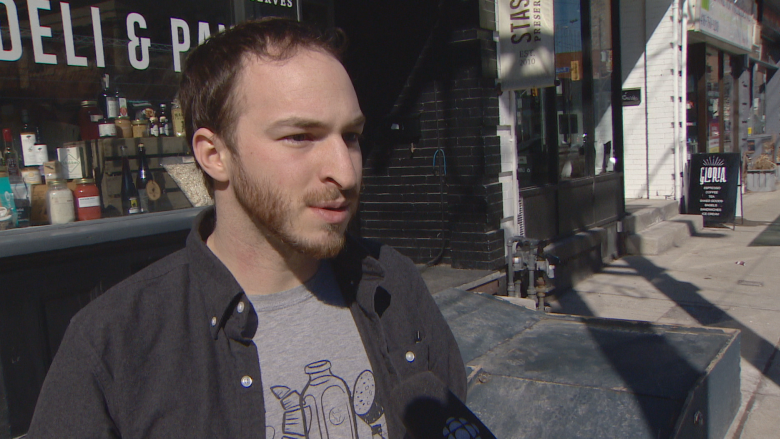 Toronto deli owner sounds off after city orders his accessibility ramp removed