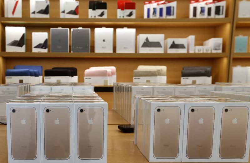 Apple iPhone sales decline — Business in brief