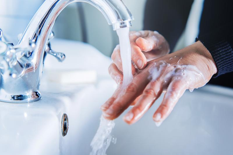 They're still not washing their hands post-coronavirus. (Getty Images)
