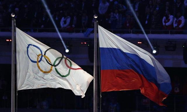 """<span class=""""element-image__caption"""">Russia hosted the last Winter Olympics but Sir Craig Reedie has called for a quick decision on whether they should attend the 2018 Games in Pyeonchang after the doping crisis in their sport.</span> <span class=""""element-image__credit"""">Photograph: Matthias Schrader/AP</span>"""