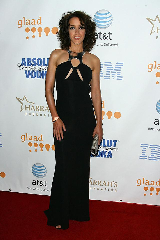 """""""The L Word's"""" Jennifer Beals is probably hotter now than she was when she starred in """"Flashdance."""" Jordan Strauss/<a href=""""http://www.wireimage.com"""" target=""""new"""">WireImage.com</a> - April 26, 2008"""