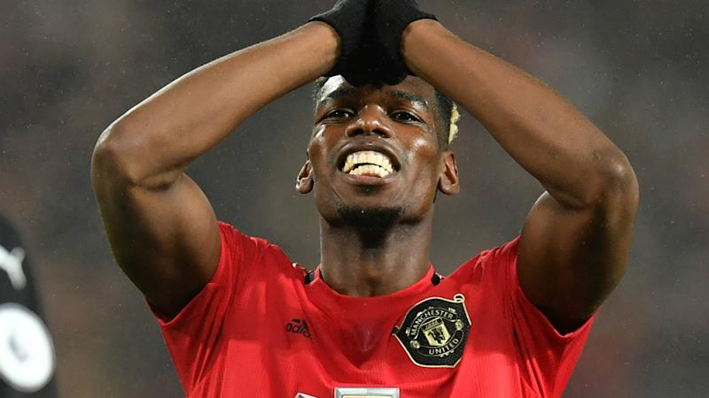 'I don't know who Pogba is!' - Real Madrid president Perez laughs off links to Man Utd star