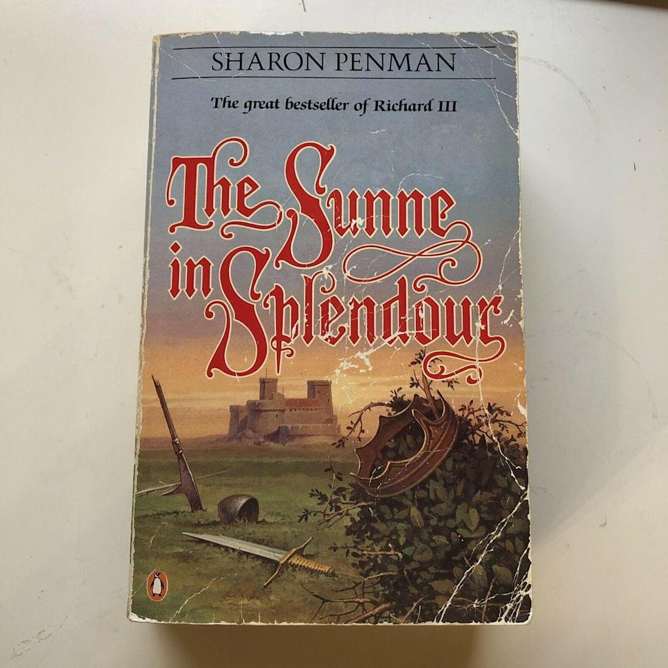 Sharon Kay Penman's debut novel, which she rewrote after the manuscript was stolen