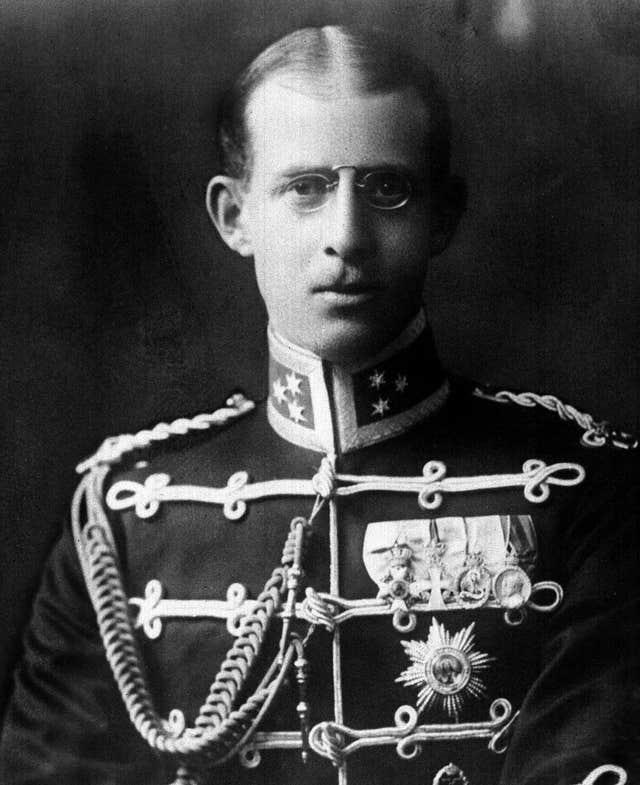 Prince Andrew of Greece