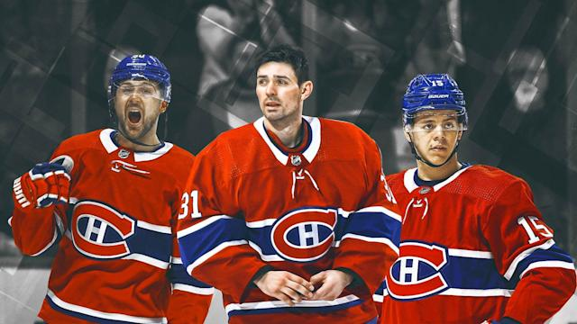 The Canadiens exceeded all expectations this season. (Kishan Mistry, Yahoo Sports Canada - Getty)