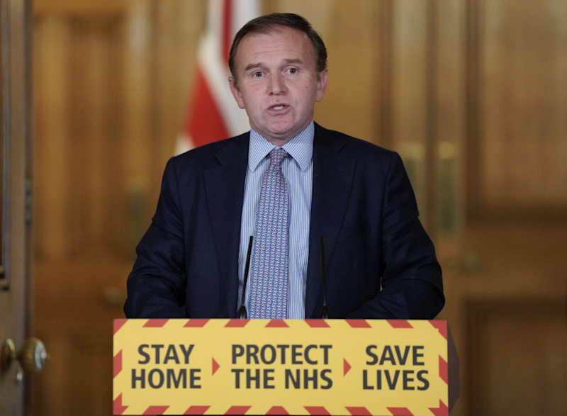 Environment Secretary George Eustice admitted he does not know how many people were contacted by the scheme yesterday