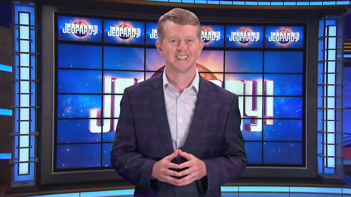 """""""Jeopardy!"""" champ Ken Jennings will serve as a consulting producer."""