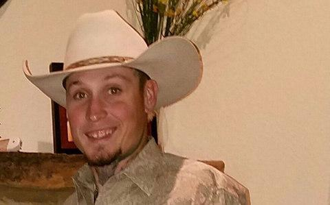 Johnnie Langendorff has been praised as a hero after they were able to stop Texas gunman Devin Kelley's rampage - Credit:
