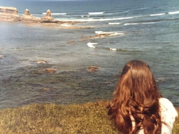 Anita Wrubleski wanted to see the ocean during her 1979 visit to Nova Scotia.