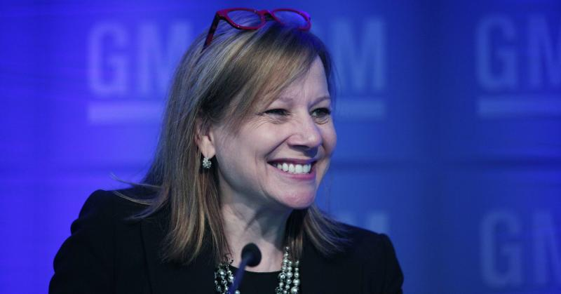 Mary Barra's turnaround plan for GM already paying off with fourth-quarter earnings beat