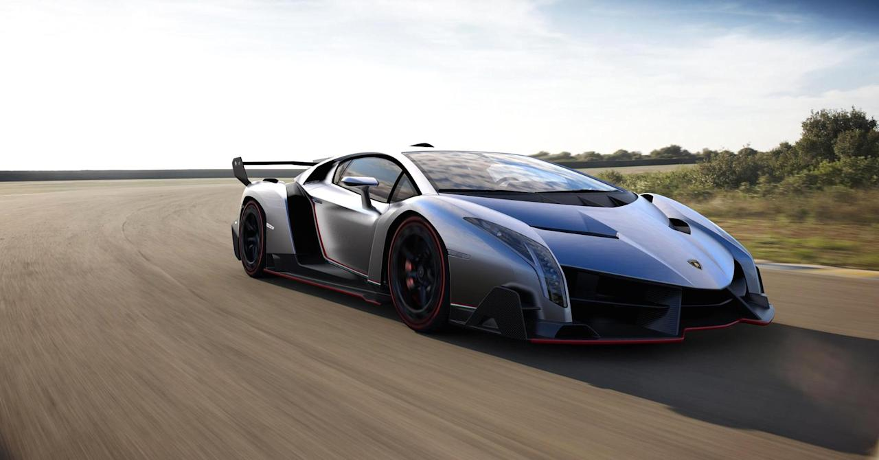 Lamborghini is recalling 5,900 of its sports cars over a fire risk.