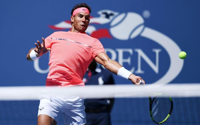 Amazon Prime have exclusive UK rights to the US Open - AFP
