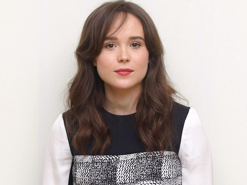 Ellen Page stunned by support