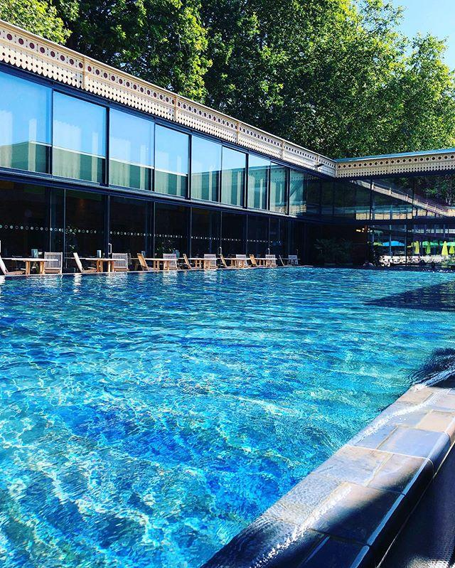 """<p><strong>Where? </strong>Reading, RG1 8FR </p><p><strong>Details</strong>: The 25m pool is heated between 21-25 degrees Celsius all year round, so you're unlikely to need a wet suit here. If you're not a member, you can pop along to a non-members' swim session<strong> </strong>Monday to Friday from 1pm to 4pm, and use the facilities for up to three hours for £20. Monthly membership starts at £65.</p><p><strong>When is it likely to re-open? </strong>At the moment, the lido is shut due to COVID-19. It is hoping to re-open from 4 July. <strong></strong></p><p><a href=""""https://www.instagram.com/p/BzfQWNPnIW2/"""">See the original post on Instagram</a></p>"""