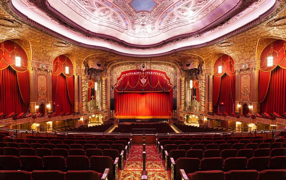 <p>Opened in 1929, the then-Loew's Kings Theatre was created by the leading movie theater designers of the early 20th century, Rapp and Rapp. Some five decades later, in 1977, this 3,676 seat house closed its doors. They didn't reopen to the public until 2015, when Washington D.C.-based architects Martinez+Johnson renovated the space for roughly $95 million.</p>
