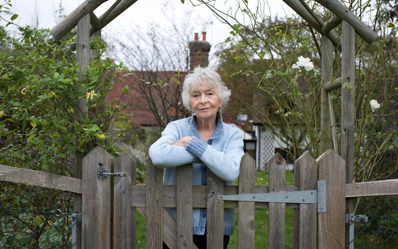 Jan Citroen's water bill was originally based on the rateable value of her home  - Jeff Gilbert