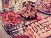 <p>Hors d'oeuvres have remained the star of any good party since the 1950s. Even though we've drifted away from some of the go-to dishes of the time, appetizers like onion dip or anything wrapped in bacon are still in circulation today. </p>