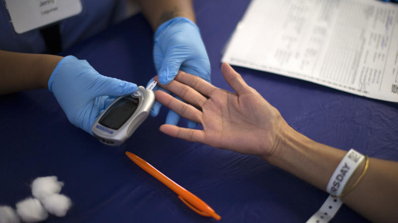 The Diabetes Epidemic Still Has A Disproportionate Impact On Some Americans