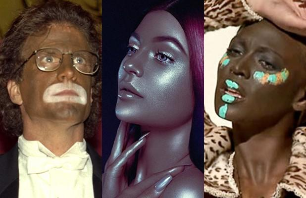 15 Stars Whose Blackface Blunders Backfired, From Ted Danson to Jimmy Kimmel (Photos)