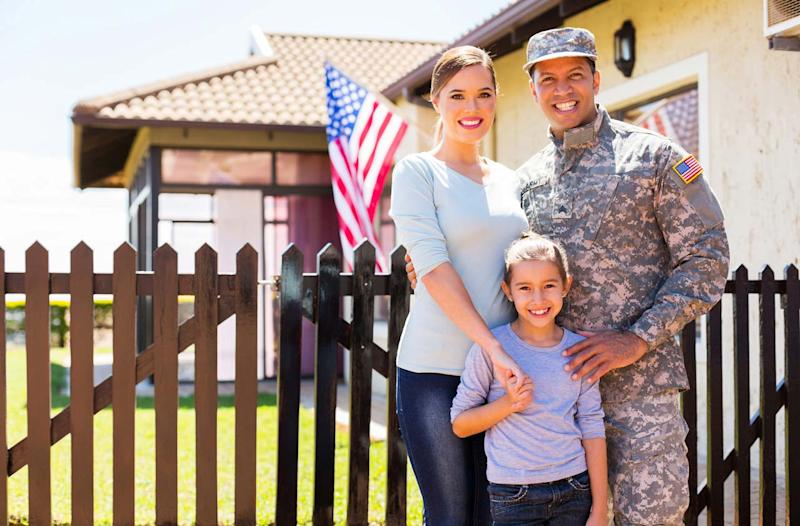 Buying and Selling a Home When You're in the Military