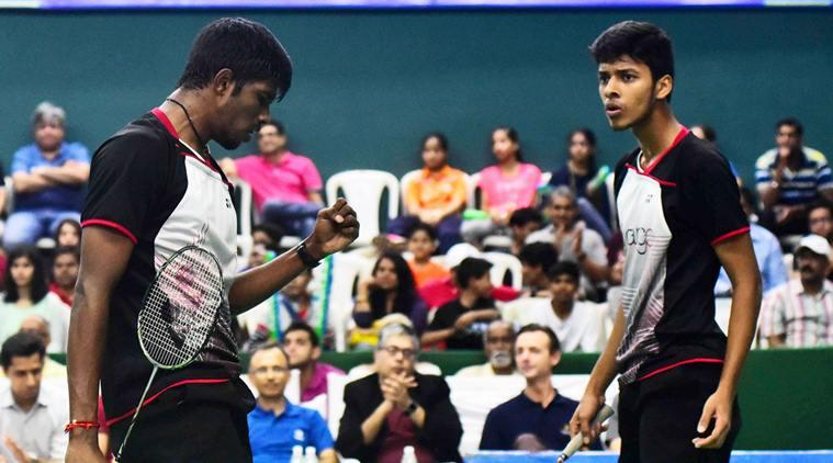Satwiksairaj Rankireddy, Satwiksairaj Rankireddy India, India, Chirag Shetty, Chirag Shetty India, India Chirag Shetty, Commonwealth Games 2018, CWG 2018, sports news, Indian Express
