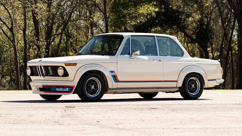 Why Bmws 2002 Turbo Should Be Considered The M Division Daddy