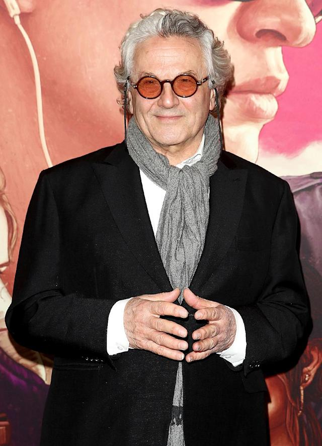 George Miller in 2017, eight years after <i>Justice League: Mortal</i> ended before it began. (Photo: Brendon Thorne/Getty Images)