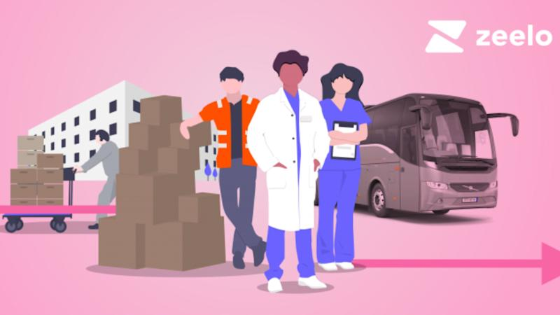 Bus service launched to help NHS workers