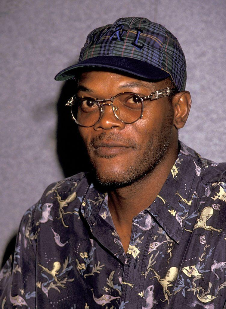 """<p>First Movie: Samuel L. Jackson's first role was in the 1973 film <a href=""""https://www.imdb.com/title/tt0202001/?ref_=nm_flmg_act_190"""" rel=""""nofollow noopener"""" target=""""_blank"""" data-ylk=""""slk:Together for Days"""" class=""""link rapid-noclick-resp"""">Together for Days</a>, which follows a Black activist and a white woman's relationship in the complex social and political climate of the 1970s. He was 25 years old during the film's release.</p>"""