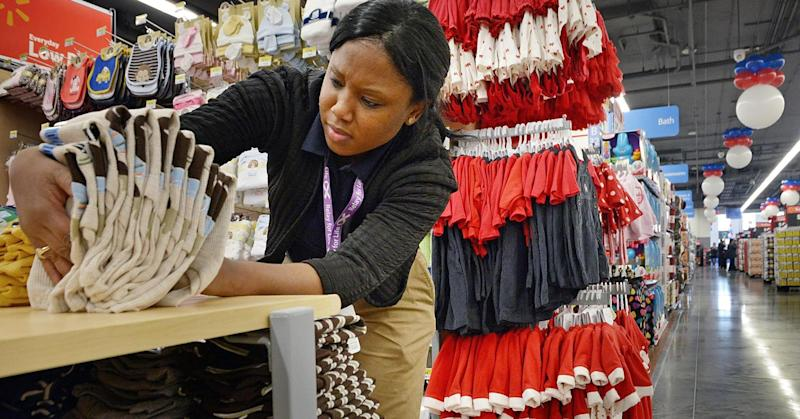 Wal-Mart workers upset over 'silly' new dress code