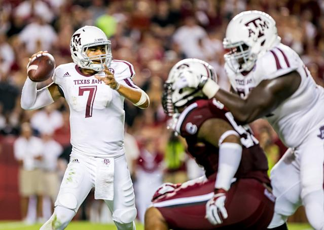 Texas A&M QB Kenny Hill doesn't need a nickname, he just needs to keep playing well