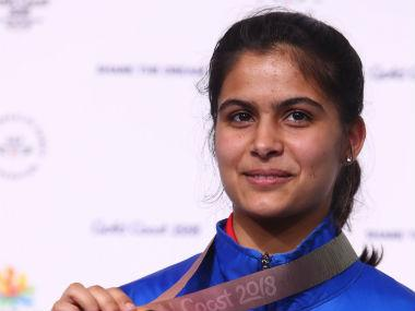 Asian Games 2018: Shooter Manu Bhaker takes aim as her hometown Goria waits in anticipation